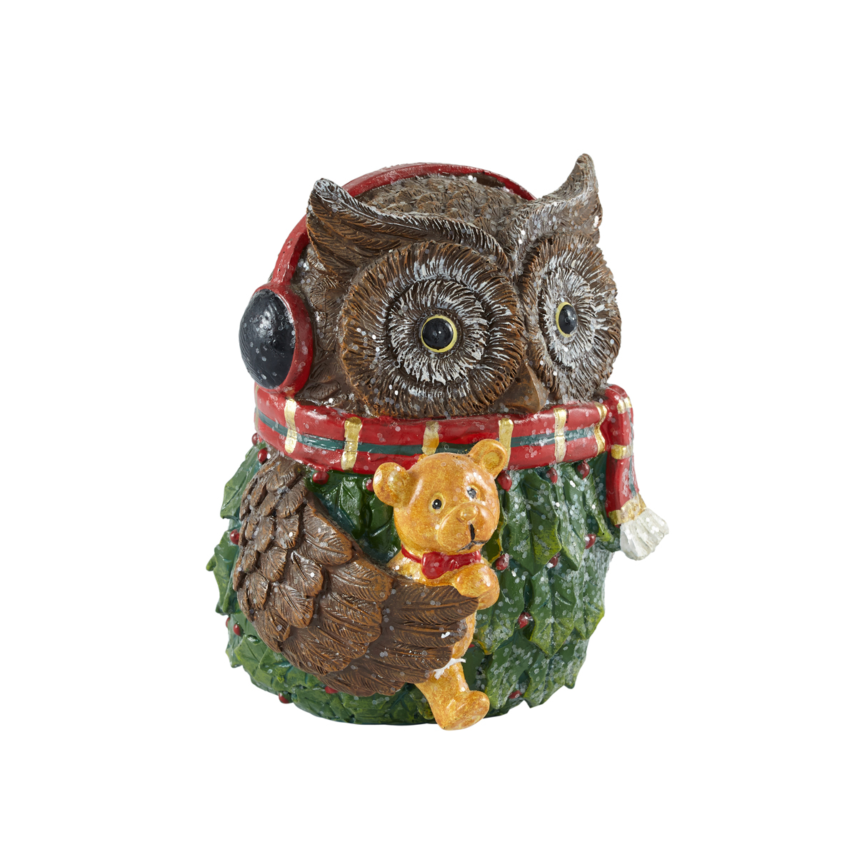 Статуэтка декоративная GIPFEL OWL 41791