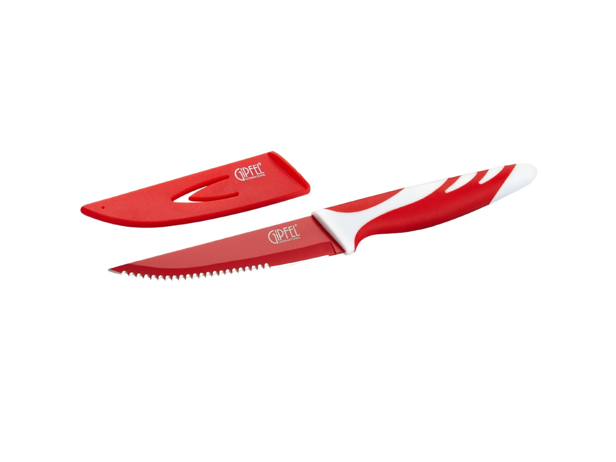 Нож для мяса Gipfel 6760 RAINBOW фото