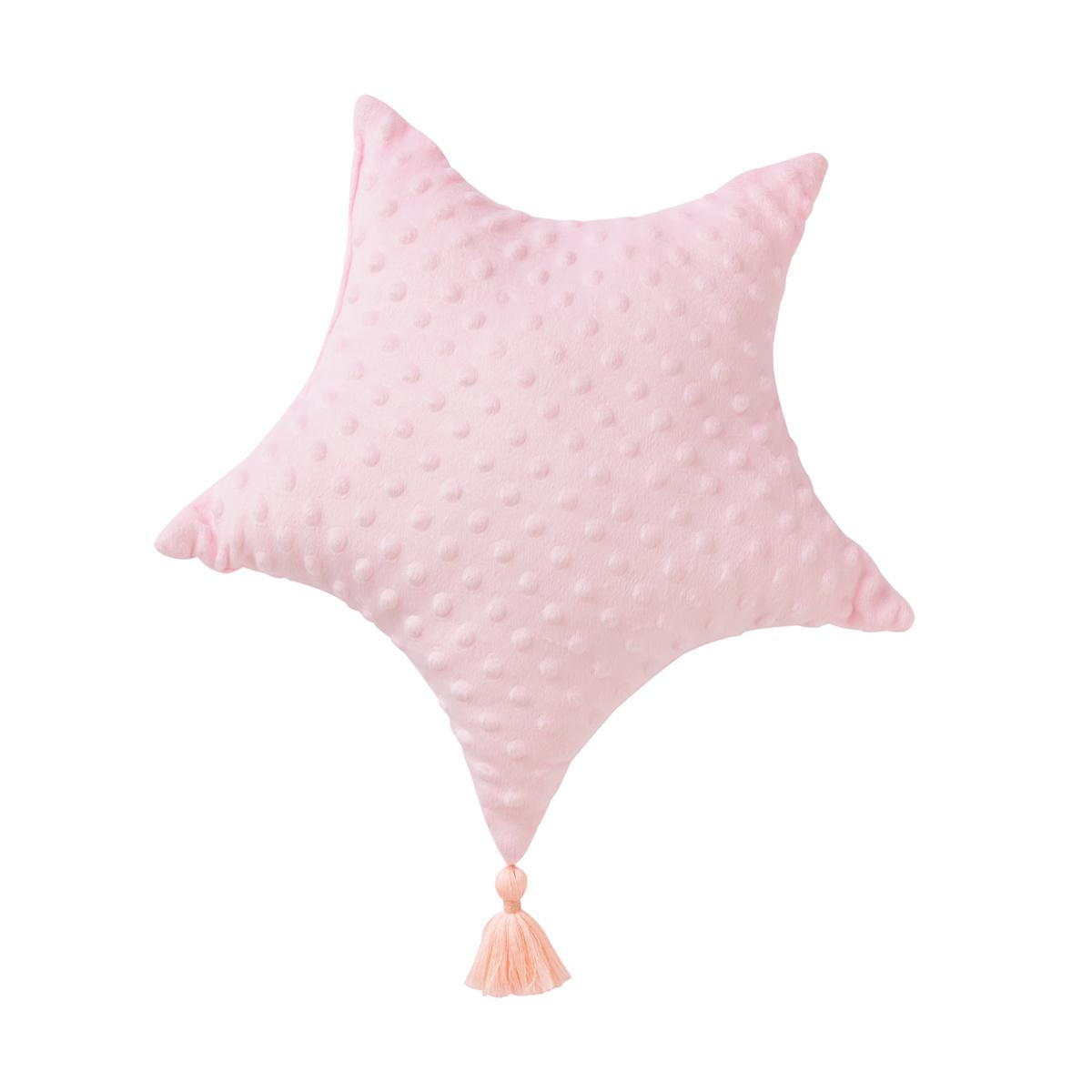 Подушка декоративная Gipfel Pink Star 40820