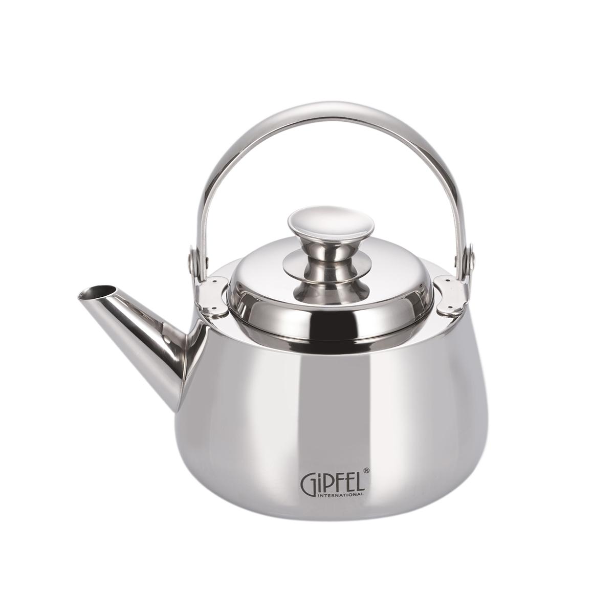 Фото - Заварочный чайник GIPFEL 8636 заварочный чайник gipfel limoncello 42245
