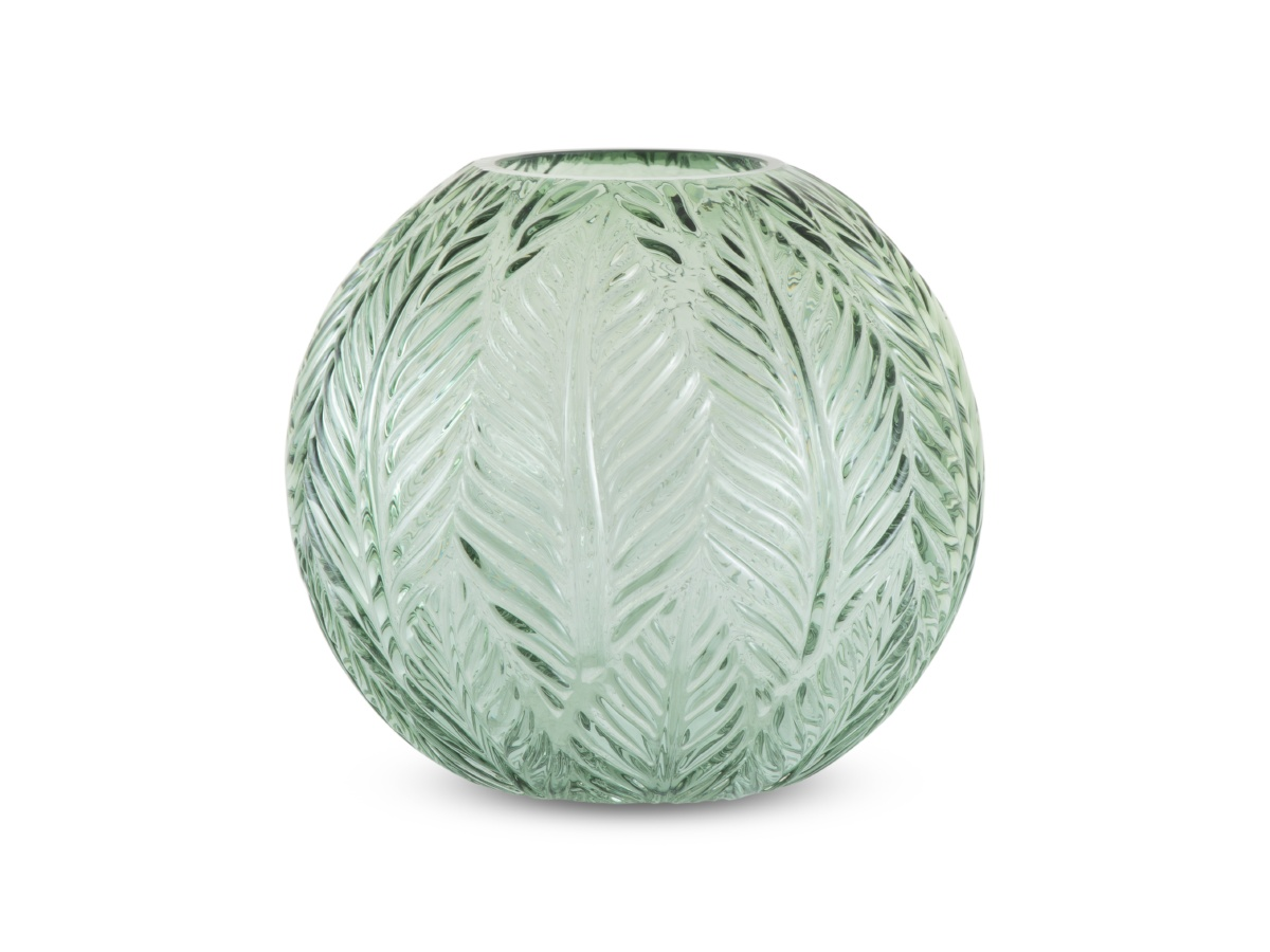 Стеклянная ваза для цветов Gipfel Flora 40008