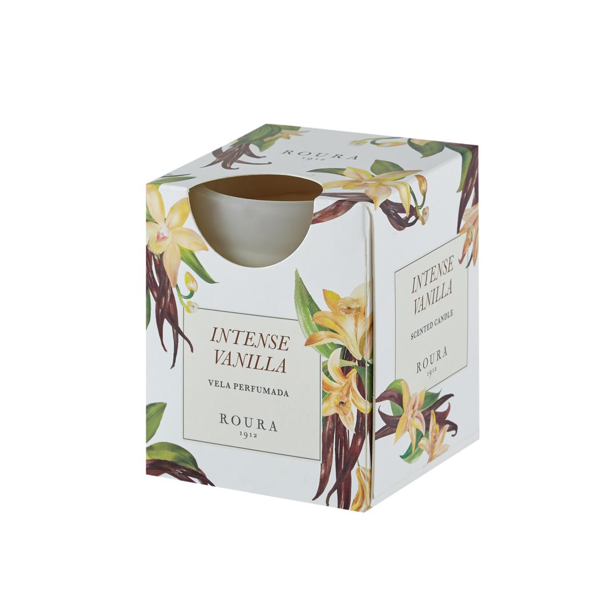 Фото - Свеча ароматическая Roura VANILLA 333033.170 ароматическая свеча lavender vanilla лаванда и ваниль свеча 680г