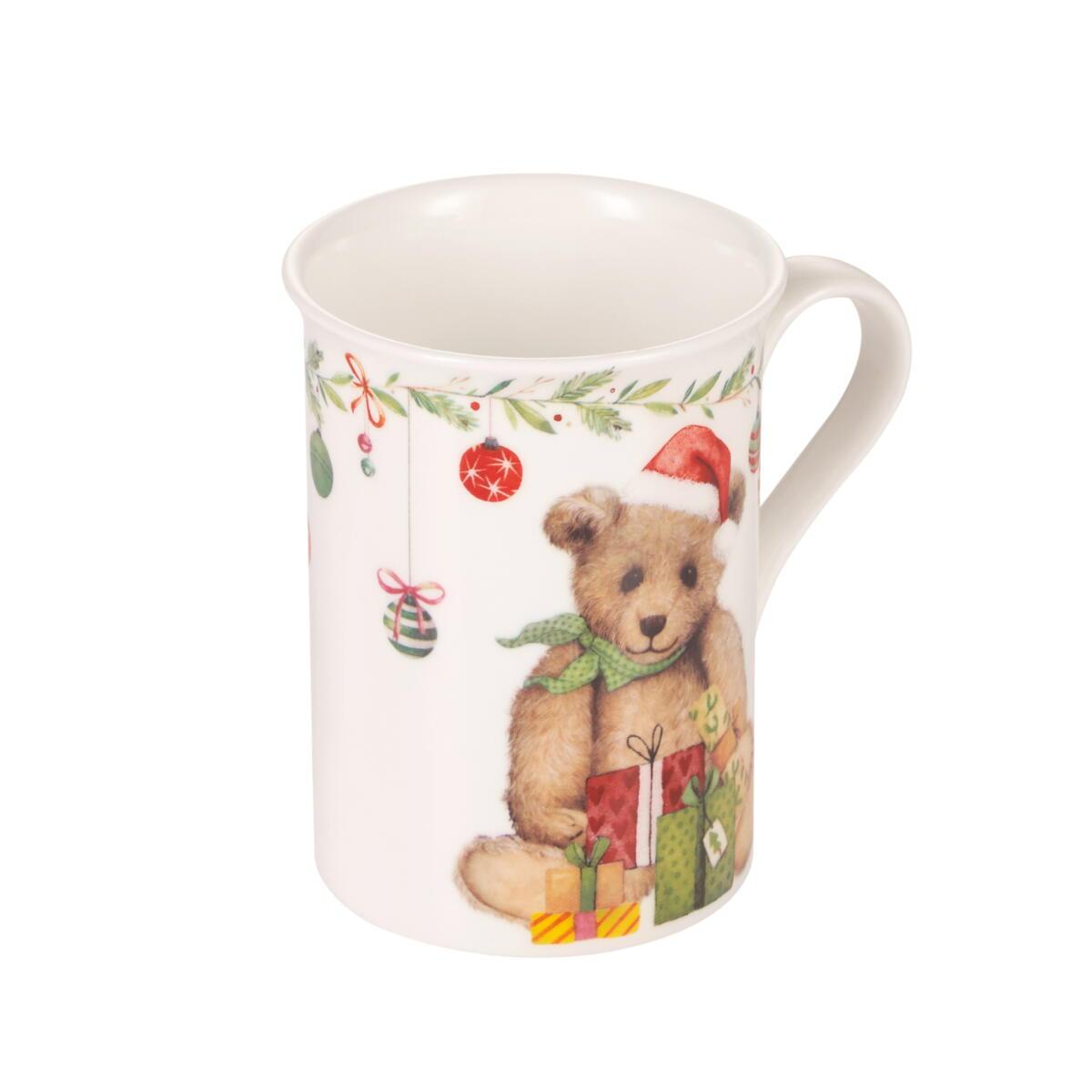Кружка GIPFEL Christmas Bear 41231 290мл