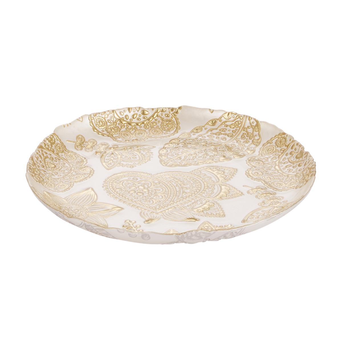 Картинка - Тарелка десертная GIPFEL CALISTA 41373 21 см