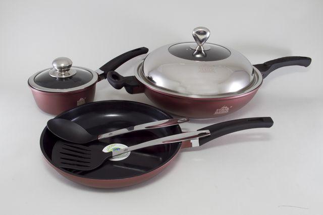 Набор посуды Stahlberg 2343-S