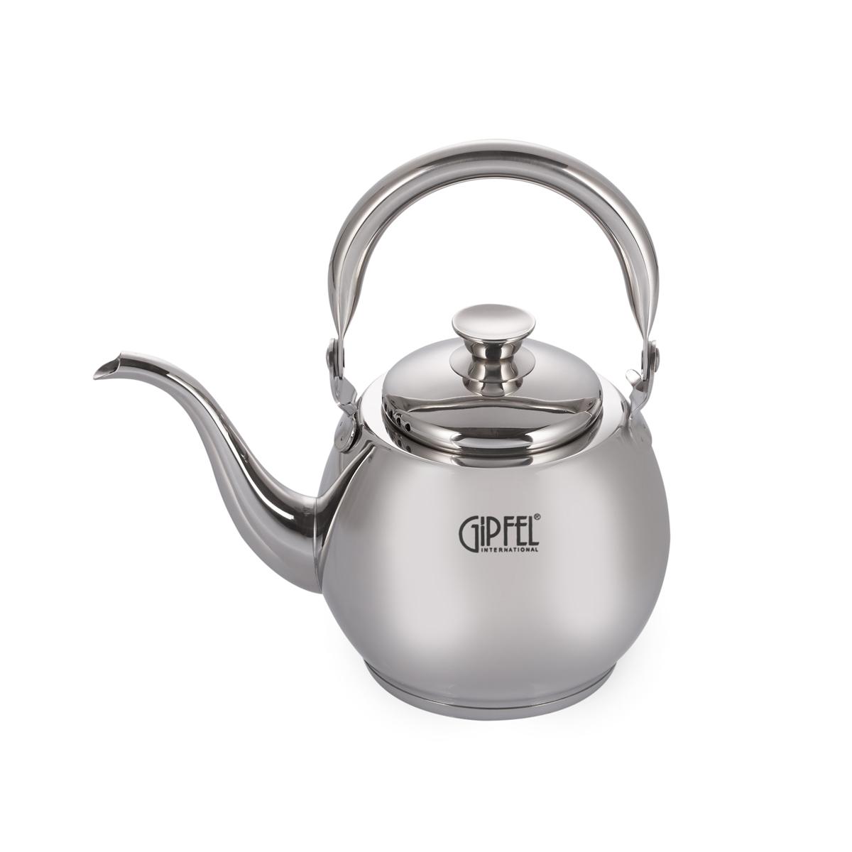 Чайник для плиты GIPFEL 8633 недорого