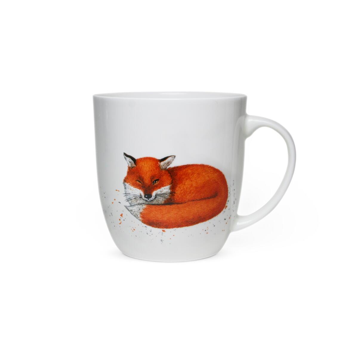 Кружка детская Priority KPC-766 Наглая рыжая морда посуда и инвентарь priority кружка кот матис счастье есть в подарочной коробке 380 мл